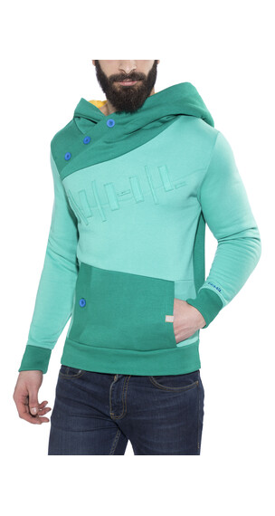 Nihil Elephunk Sweater Men Sea Green